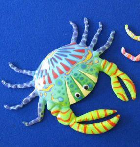 Crab - small - 27Hx25W