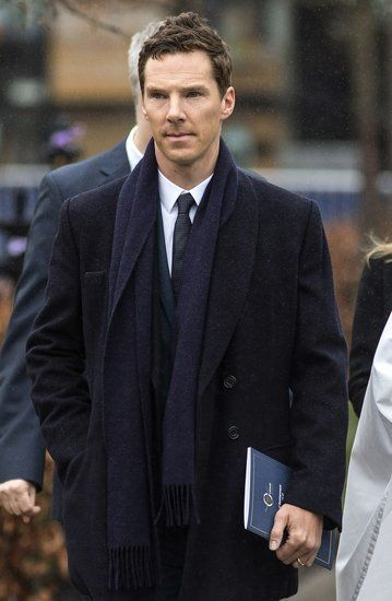 24 Times Benedict Cumberbatch's Hotness Defied All Logic