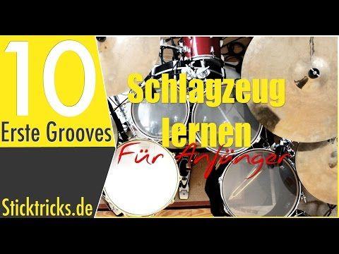 Schlagzeug lernen - KOSTENLOSE Übungen für Anfänger › Sticktricks.de