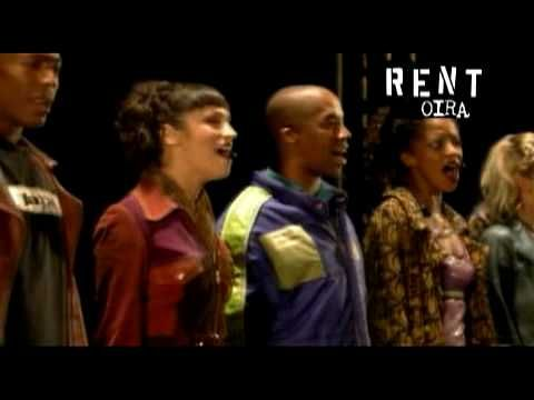 RENT  - FILMED LIVE ON BROADWAY (Seasons Of Love)