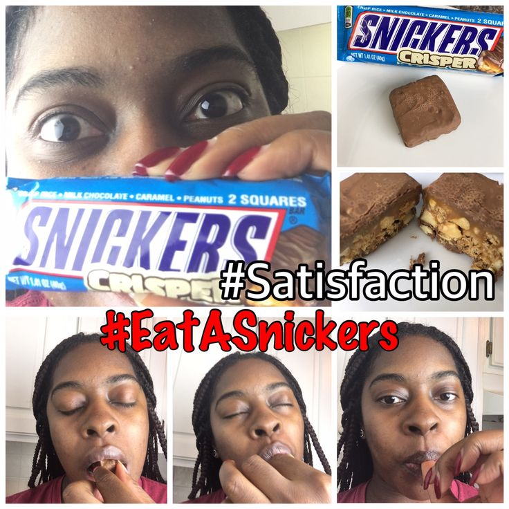 How SNICKERS Crisper Tame My Hangry Fits! #Satisfaction and Bliss From In 1 Bite! #spon