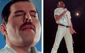 26 seltene Bilder von Freddie Mercury und seinem Freund aus den 1980er Jahren enthüllen …   – Queen