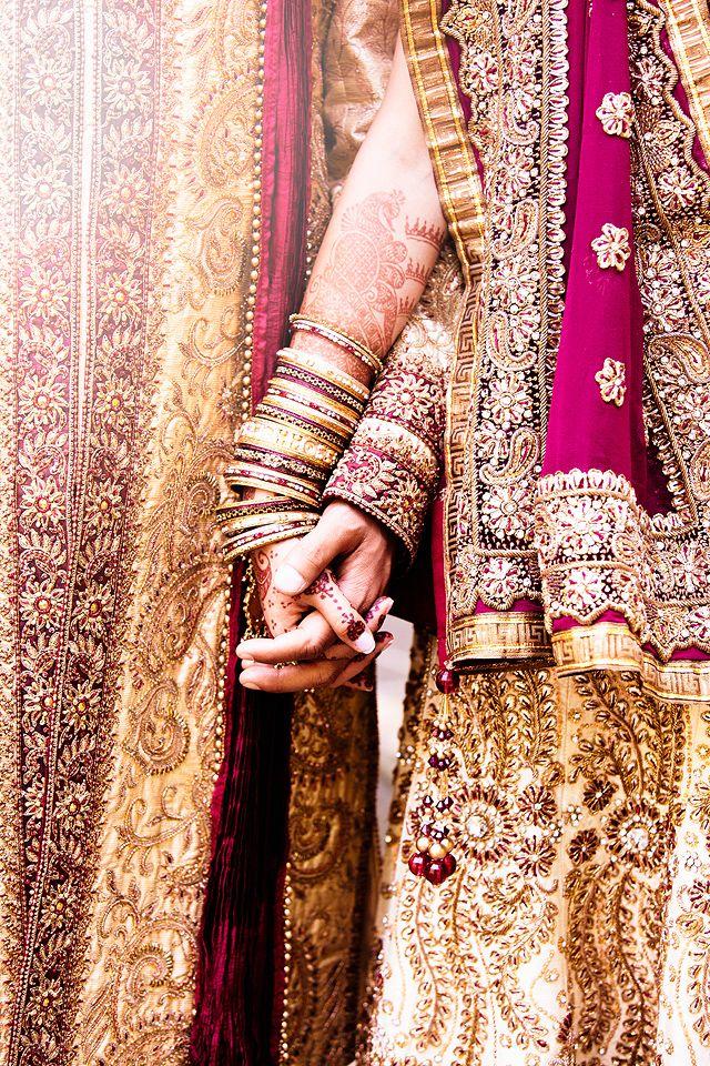 matching bride and groom beadwork