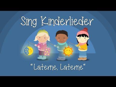 Prefer this:  Nice cartoon & simple singing Laterne, Laterne - Kinderlieder…