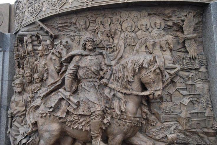 Открытие памятника св. князю Владимиру Павел Петров, CC BY-SA 3.0