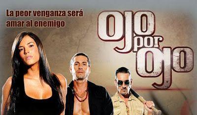 Ojo por ojo es una telenovela producida por R.T.I. Colombia para la cadena Telemundo, basada en la novela literaria Leopardo al Sol de la e...