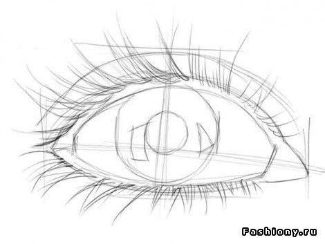 Уроки рисования пошагово / учимся красиво рисовать