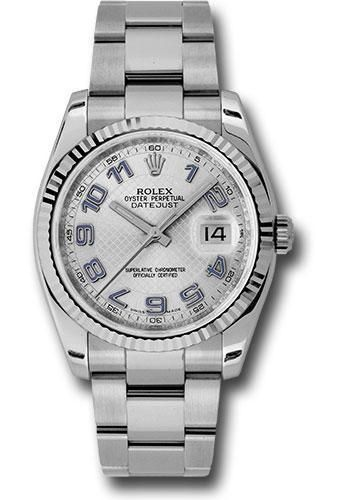 Rolex Oyster Perpetual Datejust 36 Watch 116234 sdblao