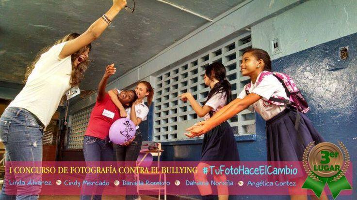 """Factor 4: Procesos Académicos. Tercer Puesto, I Concurso de Fotografía """"Cartagena Participa"""" contra el Bullying. . #Unicartagena #ComunicaciónSocial"""