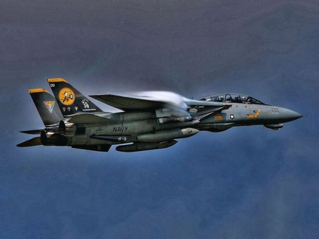 Navy Misses the F-14 Tomcat Air-to-Air Fighter