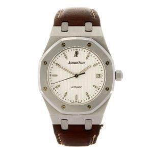 (135948) AUDEMARS PIGUET - a gentleman's Royal Oak wrist watch. Pawnbrokers Estimate GBP: £4,200 - £5,200