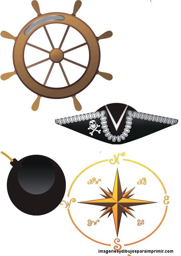 Cosas de piratas