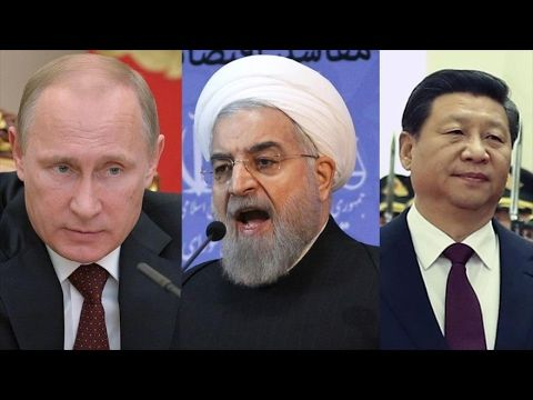 Rusia, China e Irán envian tripas militares a Venezuela para evitar inva...