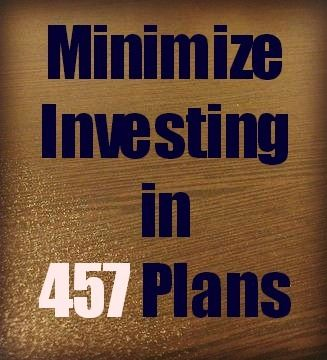 Investing Tip #114: Minimize Investing in 457 Plans http://thecollegeinvestor.com/14309/investing-tip-114-minimize-investing-457-plans/?utm_campaign=coschedule&utm_source=pinterest&utm_medium=The%20College%20Investor%3A%20Young%20Adult%20Investing%20(Money%20Management)&utm_content=Investing%20Tip%20%23114%3A%20Minimize%20Investing%20in%20457%20Plans