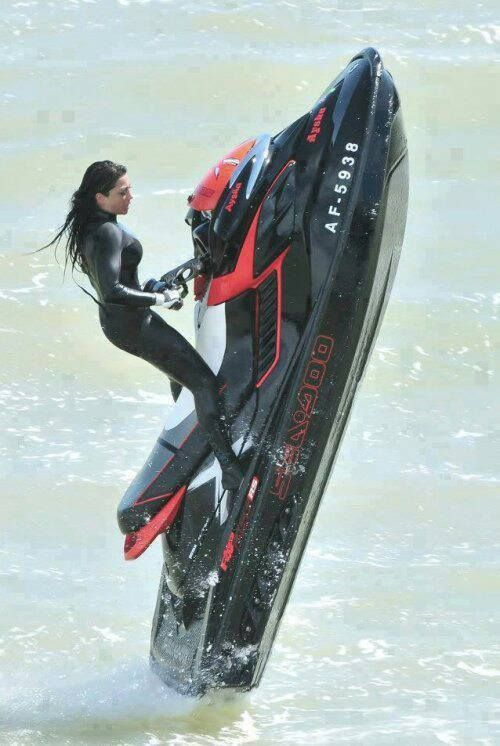 Vertical Sea-Doo