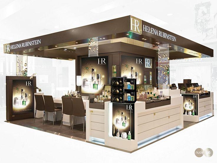 """L'agence a développé une opération point de vente dans les """"department stores"""" pour la marque de cosmétique premium."""