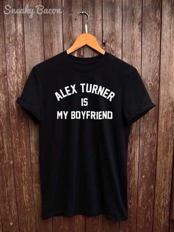 Arctic Monkeys shirt - Alex Turner shirts, arctic monkeys t shirt, celebrity shirt, gifts for her, t-shirt arctic monkeys, funny t-shirts