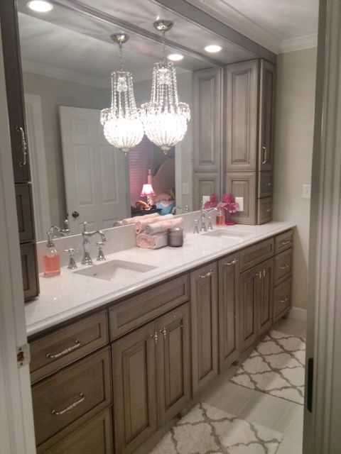 68 Best Images About Bathrooms On Pinterest Cherries Off White Cabinets And Ux Ui Designer