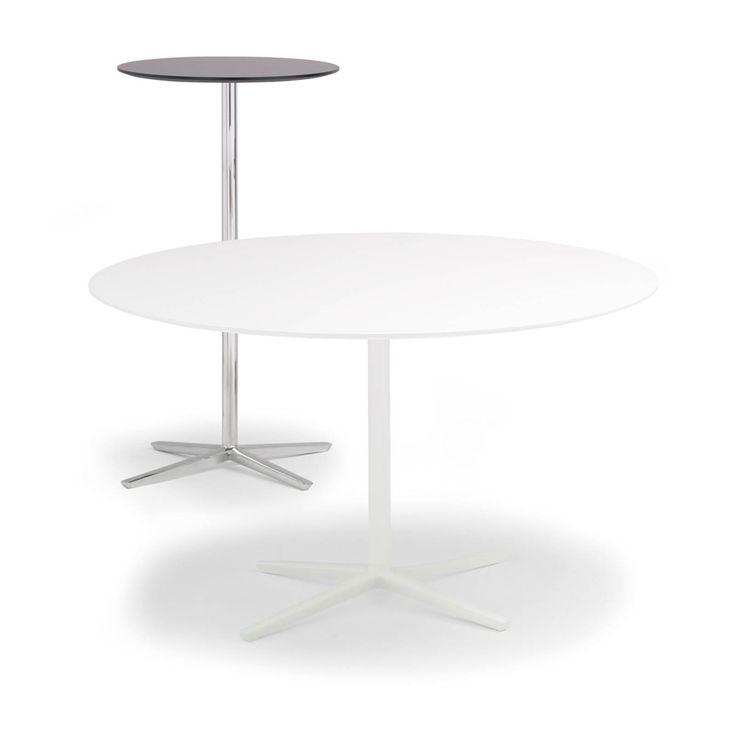 Andreu World, Quattro, Lievore, Altherr & Molina, Designer, Table Base