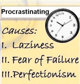 Learn how to stop procrastinating and indecision with 15 expert tips. Develop the  Just Do It, Now! habit. Shatter your procrastination forever.