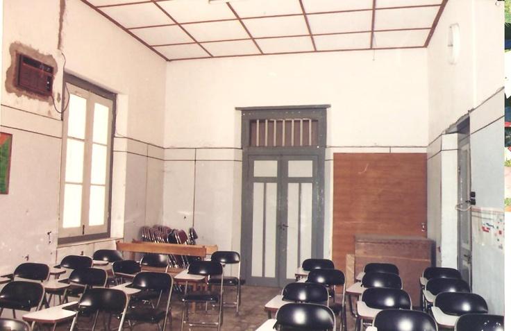 Ruang Kelas Pastoran