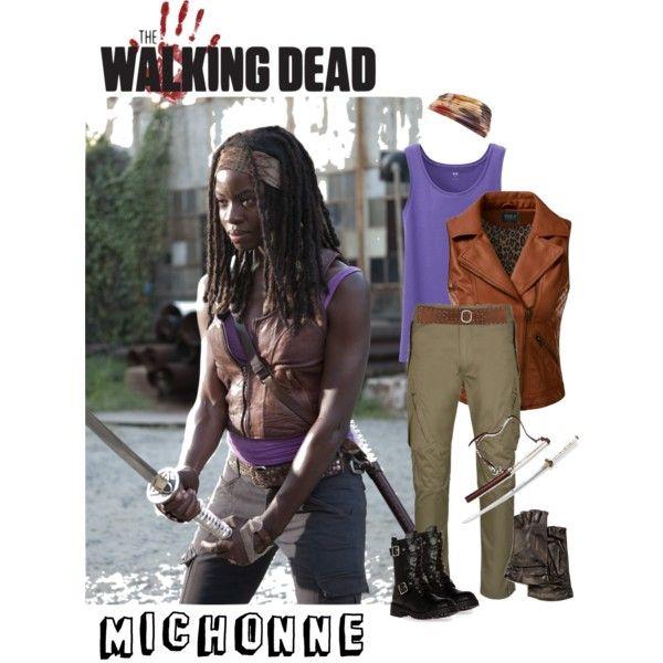Michonne Costume Idea - Polyvore