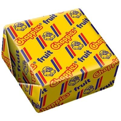 ICONIC CHAPPIES GUM //
