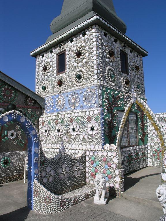 schelpenhuis Thyboron, Denemarken Jutland