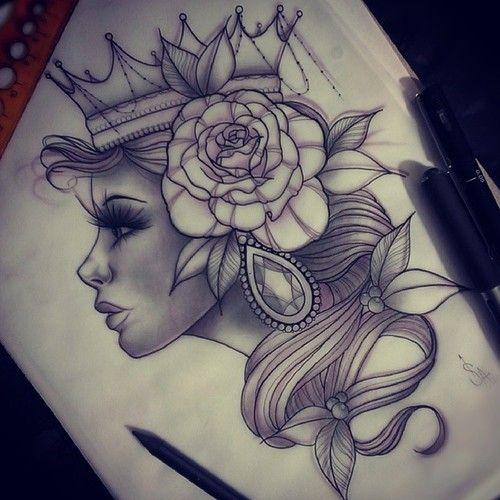 Foyer Des Arts Königin : Die besten ideen zu königin krone tattoo auf pinterest