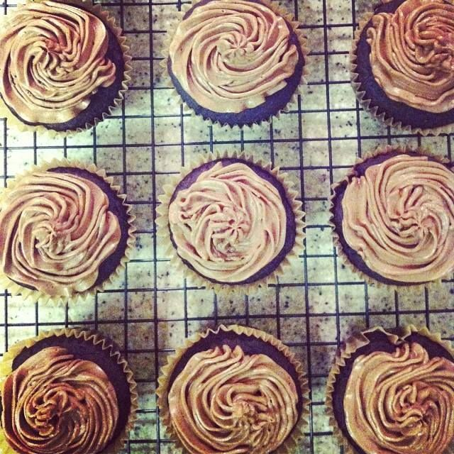 Out of This World Allergy Free Chocolate Cupcakes (No gluten, corn, soy, dairy, egg, nut/coconut, refined sugar)