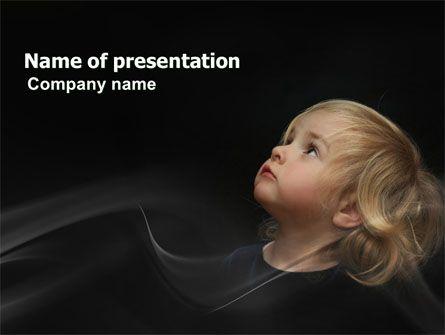 http://www.pptstar.com/powerpoint/template/child-listens/ Child Listens Presentation Template