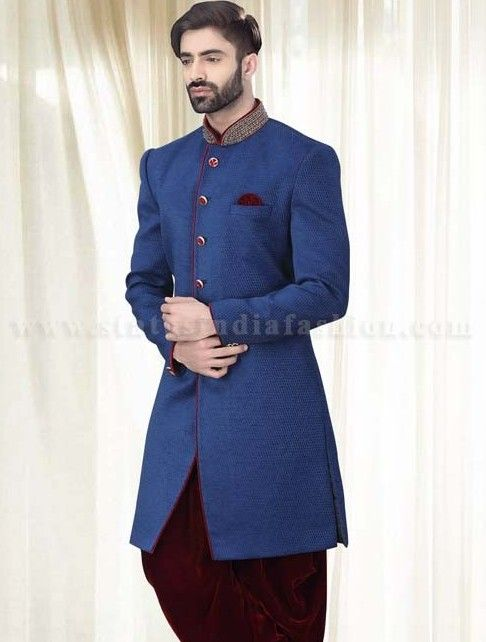 Mens wear groom wedding dress groom sherwani designer for Wedding dress shirts for groom