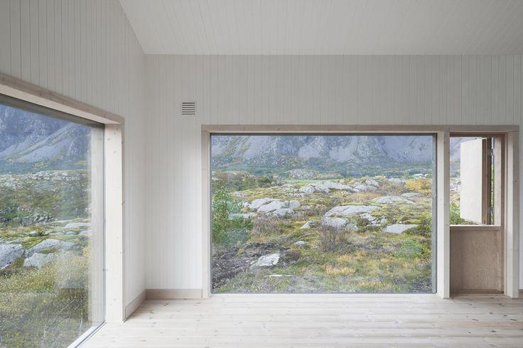 """Vega Cottage by Kolman Boye Architects """"Location: Vega, Norway"""" 2012"""
