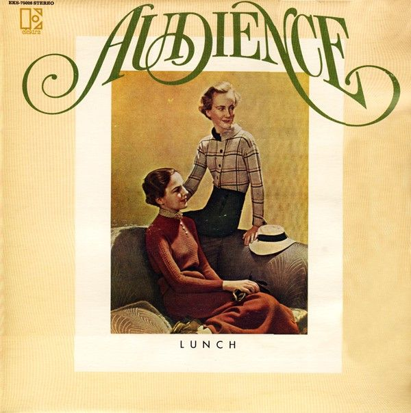 Audience - Lunch (Vinyl, LP, Album) at Discogs  1972