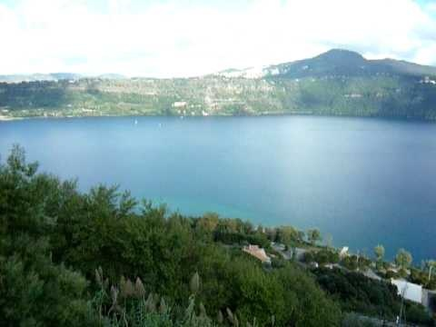 Lake Albano Italy