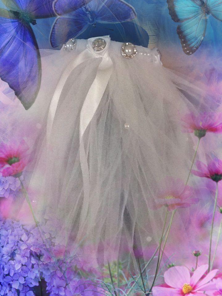 Custom kids veil from Arlie Girl