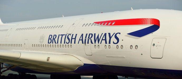 british airways phone number toll free