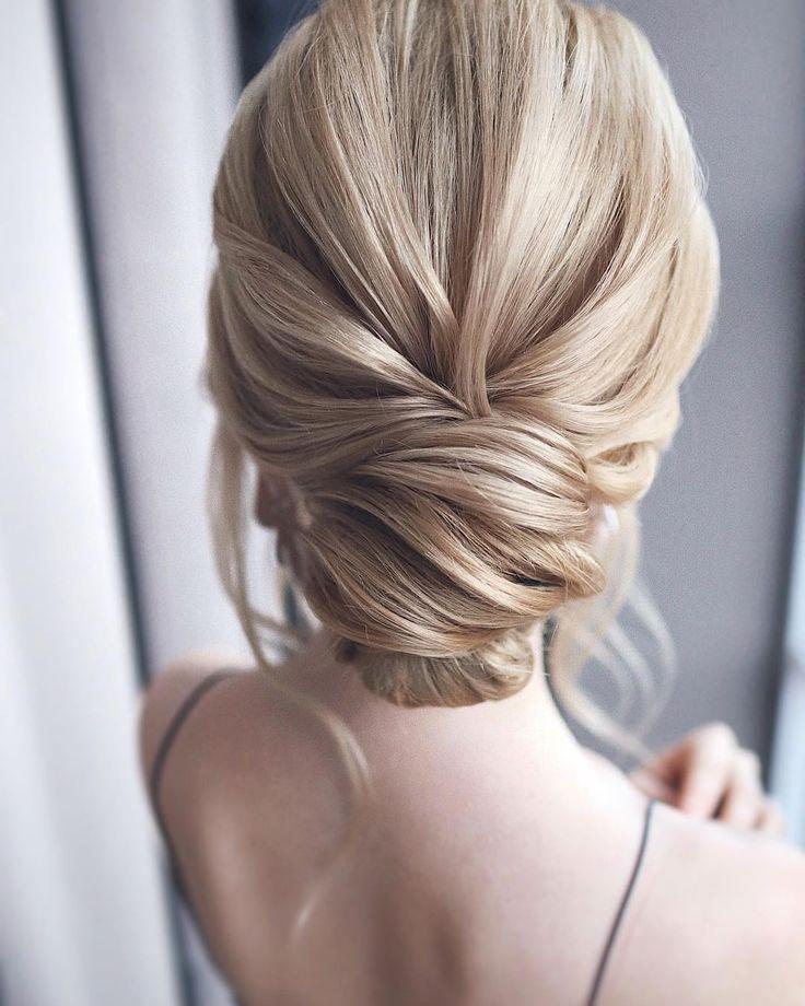 Hochsteckfrisuren als Alleskönner unter den Brautfrisuren – Was deine Brautfrisur über den Stil eurer Hochzeit verrät