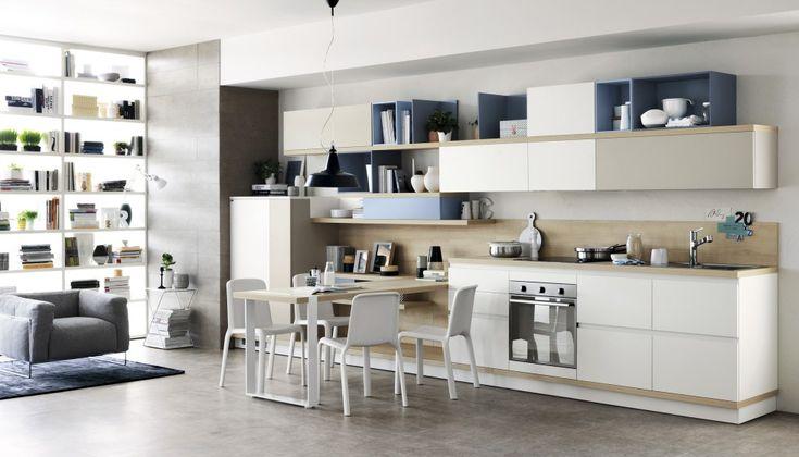 Lambris Salle De Bain Castorama : kitchen #singlewallkitchen  httpwwworaitocomstudioprojects