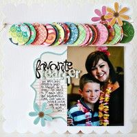 A Project by Shannon Tidwell from our Scrapbooking Gallery originally submitted 08/30/10 at 02:58 PM: Galleries Originals, Scrapbook Cards, Scrapbook Projects Life, Shannon Tidwel, Scrapbook Galleries, Submit 08 30 10, Favorite Teacher, Scrapbookingproject Life, Originals Submit