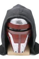 Star Wars Darth Revan  Mask Half Face Helmet COSplay Superhero Props Replica Halloween