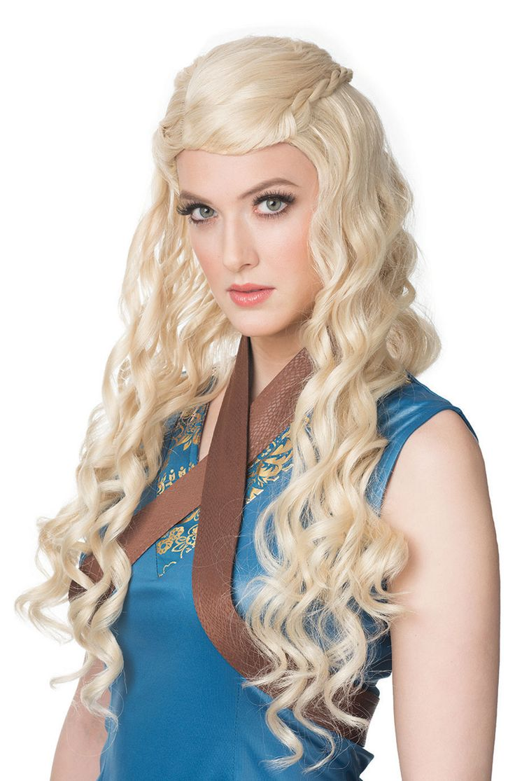 Check out the deal on Medieval Princess Wig - FREE SHIPPING at PureCostumes.com