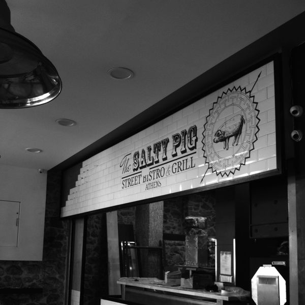 The Salty Pig IΠΠOKPATOYΣ 36 . AΘHNA 210.364.7445 #bbq #thesaltypigathens #αθηνα