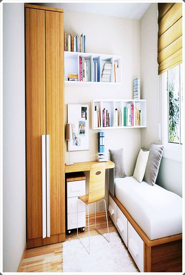 25 Small Bedroom Ideas That Are Look Stylishly Space Saving