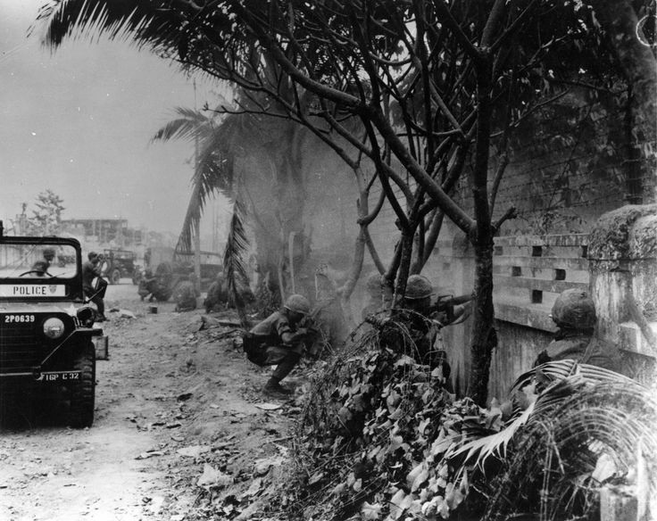 the importance of the january 1968 tet offensive in the vietnam war This offensive would begin in january 1968 at the time of the vietnamese tet (new year) holidays  first indochina war and became an important us special forces .