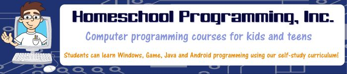 Kidcoder & Teen Coder Windows Programming Review  at Hip Homeschool Moms