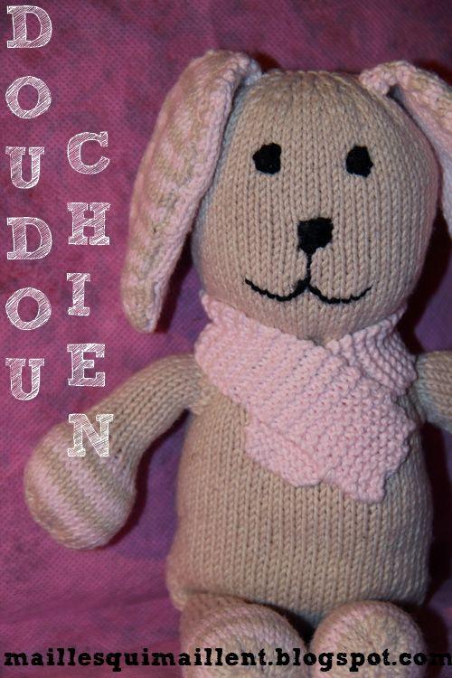Blog d'une débutante en tricot et crochet avec pleins de tutos gratuits
