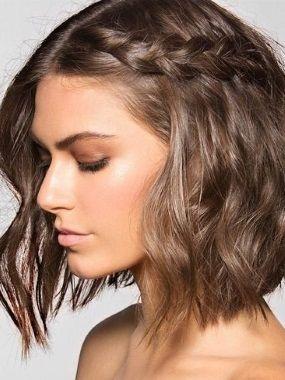 Плетение косичек на срдение волосы — схемы, как заплести самой себе красивое и простое плетение — Сообщество парикмахеров