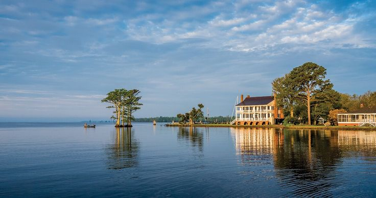 Photo Essay: Edenton, Beauty By The Albemarle