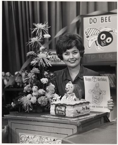 What Was The Lady S Name On Romper Room